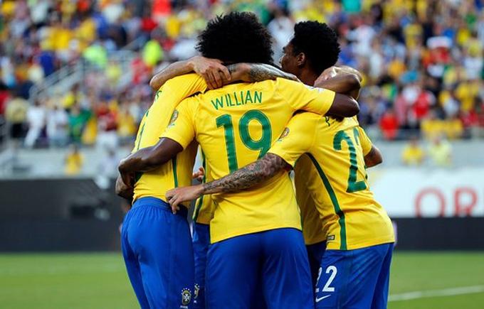 Бразилія познущалася з Гаїті на Кубку Америки: опубліковано відео