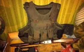 Чекав на армію РФ? У екс-чиновника на Харківщині знайшли цікаві речі, з'явилися фото