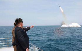 В КНДР сообщили, что запуск баллистической ракеты был успешным