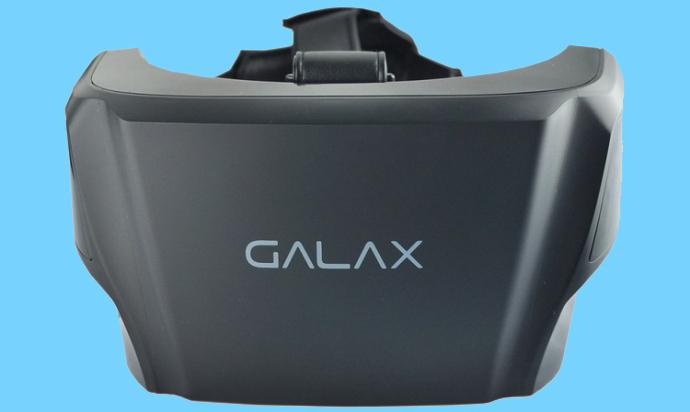 Шолом віртуальної реальності Galaxy Vision анонсують 22 січня