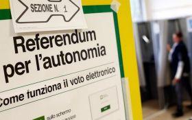 Багаті області Італії зробили гучну заяву про автономію
