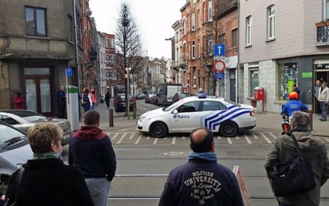 В столице Бельгии спецназ устроил перестрелку с возможными террористами