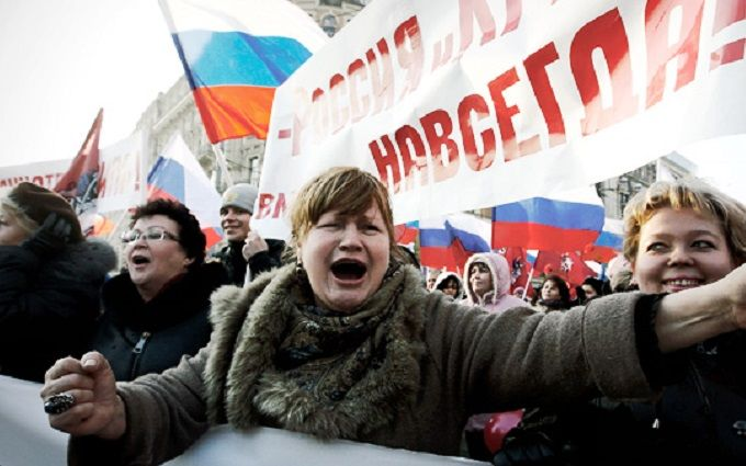 """Стало відомо, чого хочуть люди на зараженому """"руським миром"""" Донбасі"""