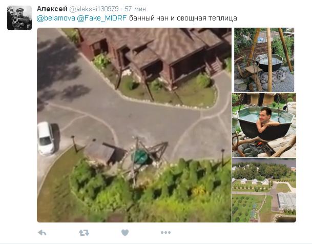 У прем'єра Росії знайшли таємну дачу, в соцмережах пожежа: опубліковано відео (6)