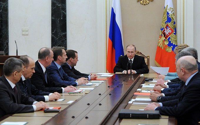 Провокація Росії в Криму: стало відомо, до чого домовилися Путін і Радбез РФ