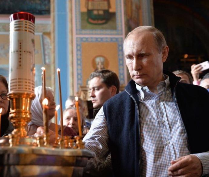 Путин зачистил религиозную жизнь в России, у нас все не так - муфтий мусульман Украины (1)