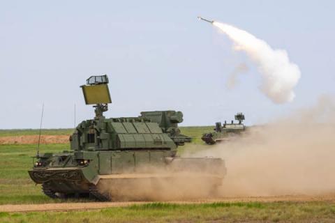 ІС: недалеко від лінії фронту у ворога зафіксовані гаубиці і ЗРК