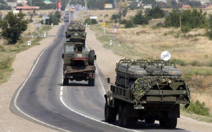 В России передислоцируют военную технику вблизи границы с КНДР