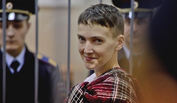 """У Савченко """"организм истощен, но жить может, в тюрьме сидеть может"""""""