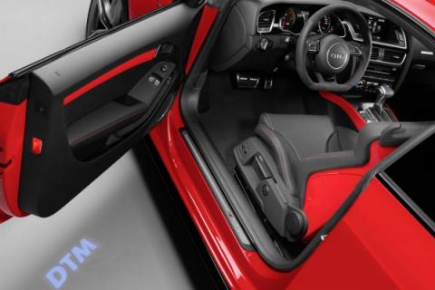 Компанія Audi присвятила спецверсію купе A5 чемпіонату DTM (6 фото) (5)