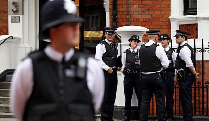 В Великобритании задержаны двое подозреваемых в террористической деятельности