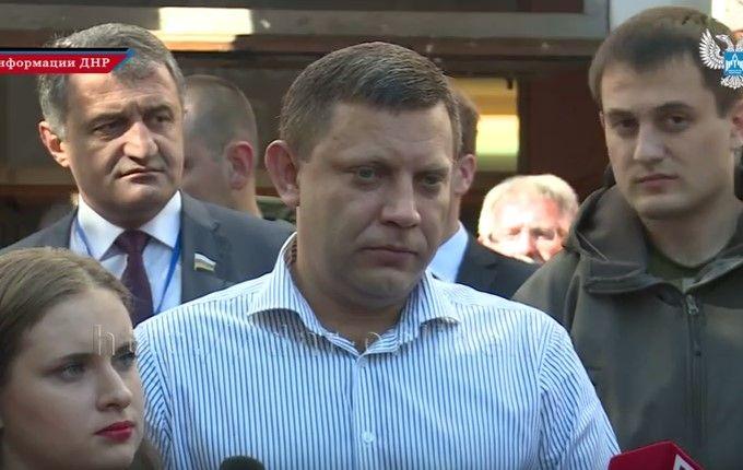 Ватажок ДНР зробив гучну заяву про відведення сил на Донбасі: з'явилося відео