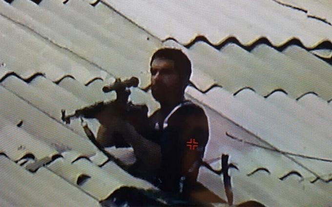 Події в Вірменії: з'явилося фото снайпера, який убив поліцейського
