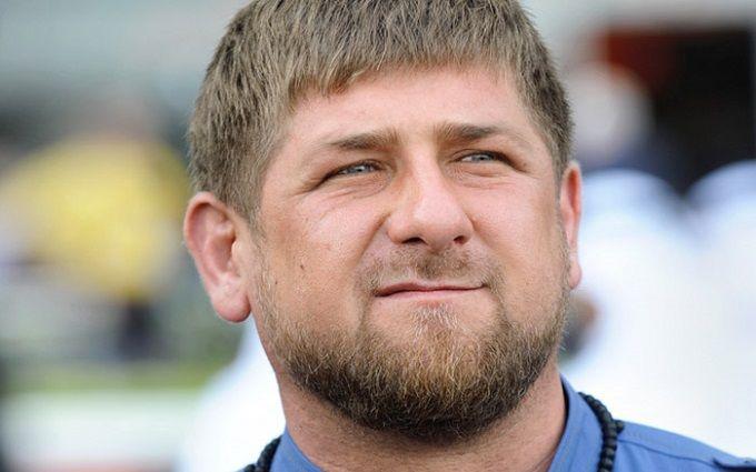 У ставленика Путіна в Чечні побачили проблеми з психікою