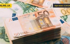 Курс валют на сьогодні 12 вересня: долар подешевшав, евро подешевшав