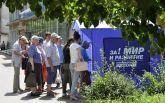 Вы сюда войну тянете: в Запорожье разогнали агитаторов Опоблока, опубликовано видео