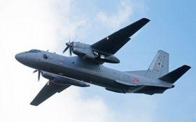 Падіння Ан-26 Росії в Сирії: кількість жертв зросла