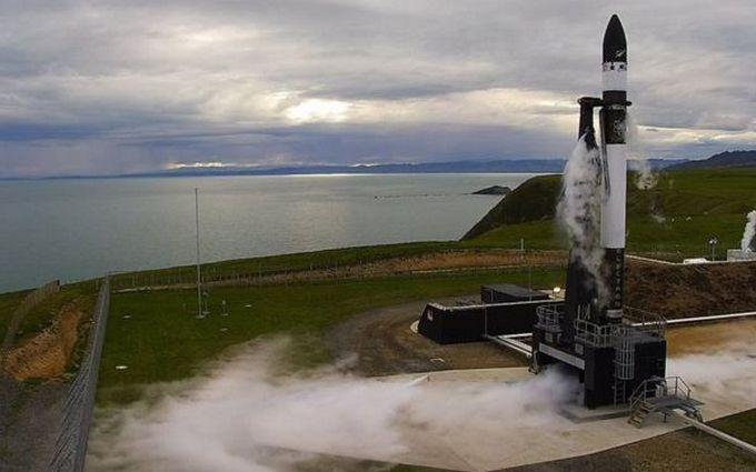 ВНовій Зеландії здійснили запуск надлегкої ракети-носія