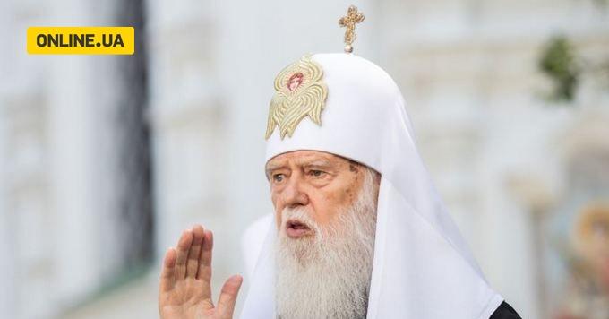 Філарет: Російська церква може опинитися у розколі