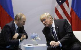 Трамп нарвався на критику з-за привітання Путіна