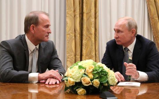 Команда Зеленського не може - український політик брав участь у круглому столі партії Путіна