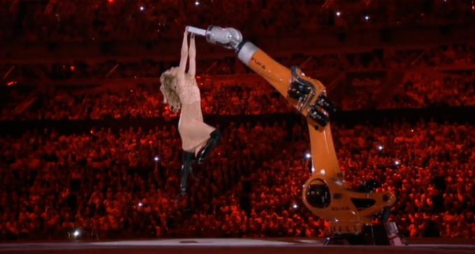 Церемония открытия Паралимпиады-2016: фото и видео из Рио (15)