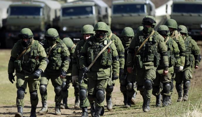 РФ в Крыму хочет хранить ядерное оружие и готовит 23-тысячную группировку