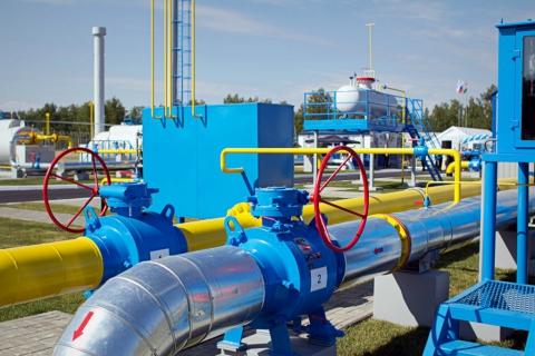 Запаси газу в ПСГ України за добу збільшилися до 15,889 млрд куб. м