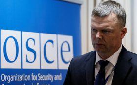 В ОБСЕ прокомментировали скандальное заявление об отсутствии российских боевиков на Донбассе