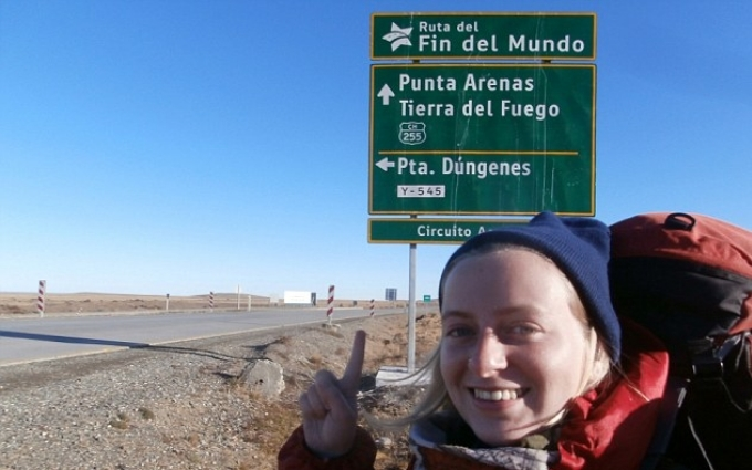 Женщина объехала автостопом 50 стран без копейки в кармане: опубликованы фото