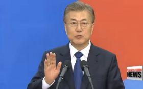Новый президент Южной Кореи заявил о желании посетить КНДР
