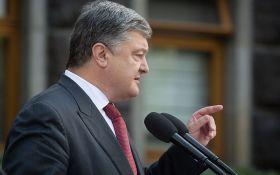 Путінського сценарію не буде: Порошенко розповів, як буде відбуватися звільнення Донбасу