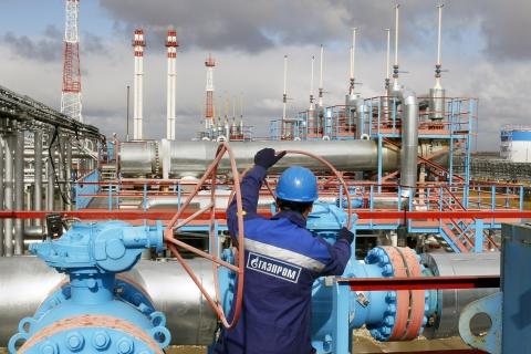 """""""Газпром"""" має намір поставляти газ Україні строго по передоплаті"""