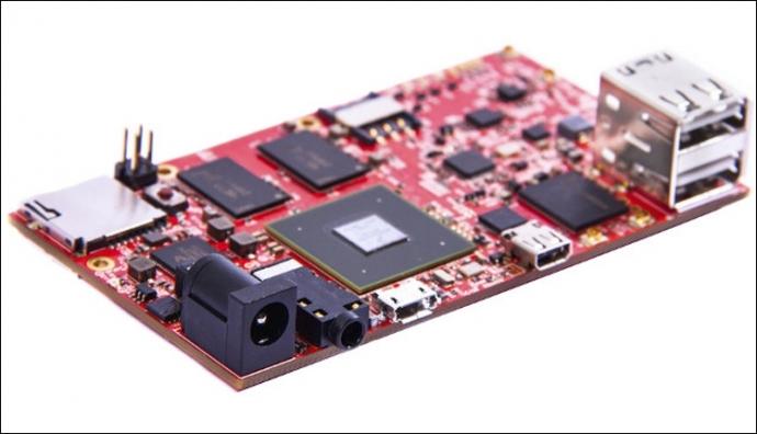 Компания Code Ing представила одноплатный компьютер PixiePro