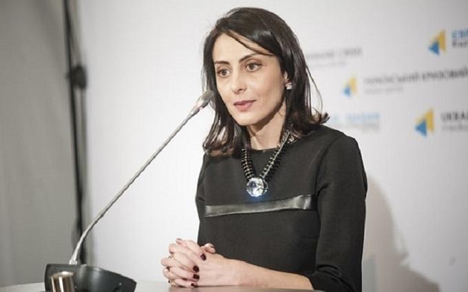 Деканоїдзе розповіла, що робитиме з хресним ходом на Київ