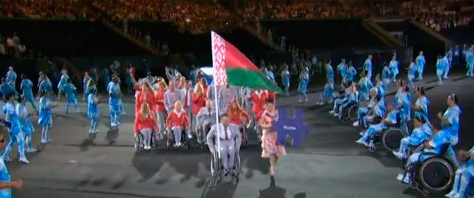 Церемония открытия Паралимпиады-2016: фото и видео из Рио (57)