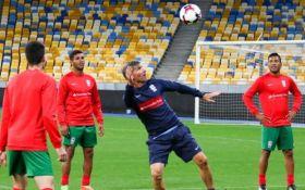 Маритиму прилетел в Киев с 20 футболистами