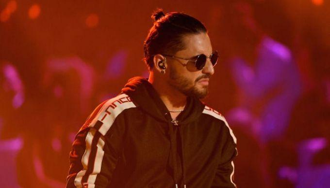 Колумбийский певец Малума запишет официальный гимнЧМ