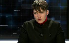 "Савченко в Раде отреклась от сдачи Крыма и нашла ""предателей"""
