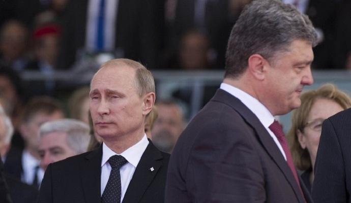 Порошенко допускает, что Путин может попытаться аннексировать другие страны
