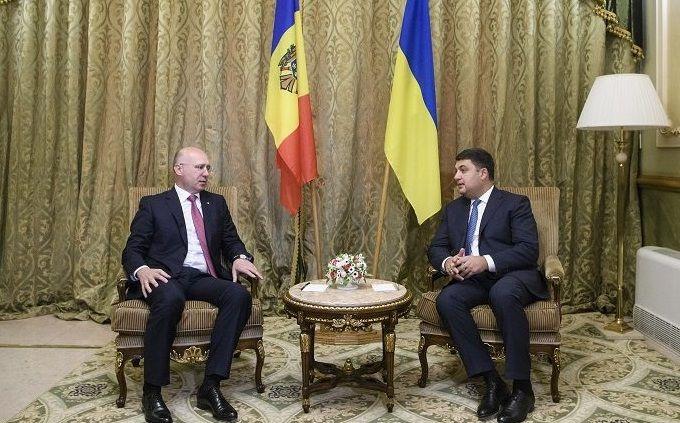 Премьер Молдовы поведал озаморозке отношений сРоссией