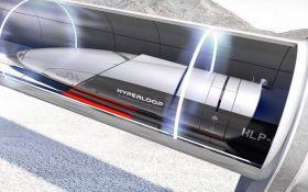 Hyperloop установил новый скоростной рекорд во время соревнований