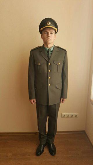 У Порошенка показали нову зимову форму українських військових: з'явилися фото (1)