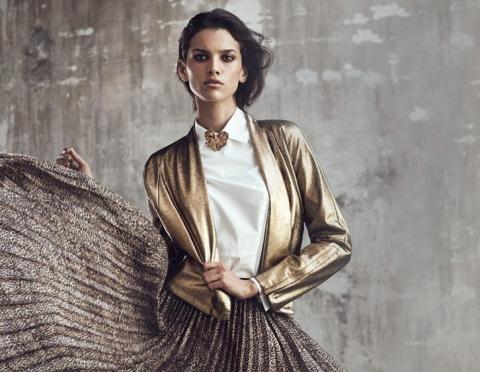 f1d2c40a055 Итальянский бренд Silvian Heach представил новую коллекцию женской одежды.  Изысканные и комфортные