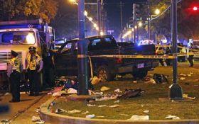 В США авто въехало в толпу людей, много пострадавших: появились фото и видео