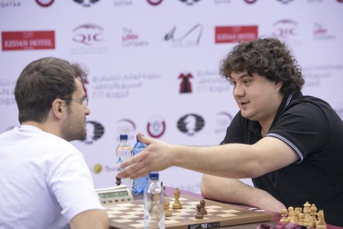 Легендарный украинский шахматист вышел в лидеры чемпионата мира (2)