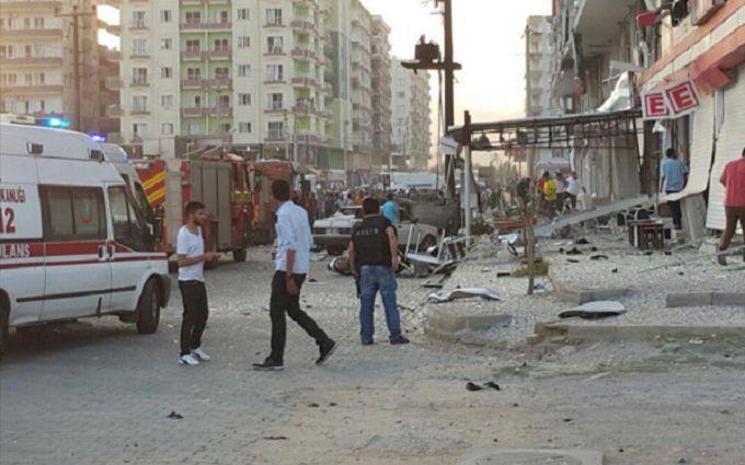 У Туреччині прогриміли вибухи, є жертви: опубліковані фото