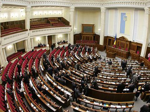 Оппозиция заявила, что отзывает голоса под законом о выборах