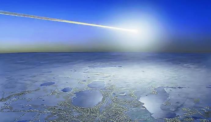Метеорит убил человека впервые за 200 лет