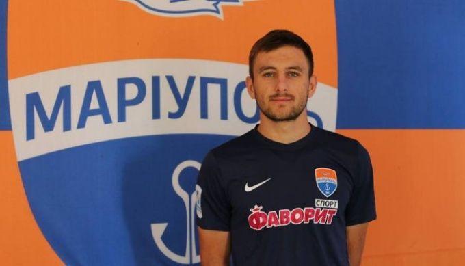 «Мариуполь» объявил насезон-2017/2018 Андрея Тотовицкого